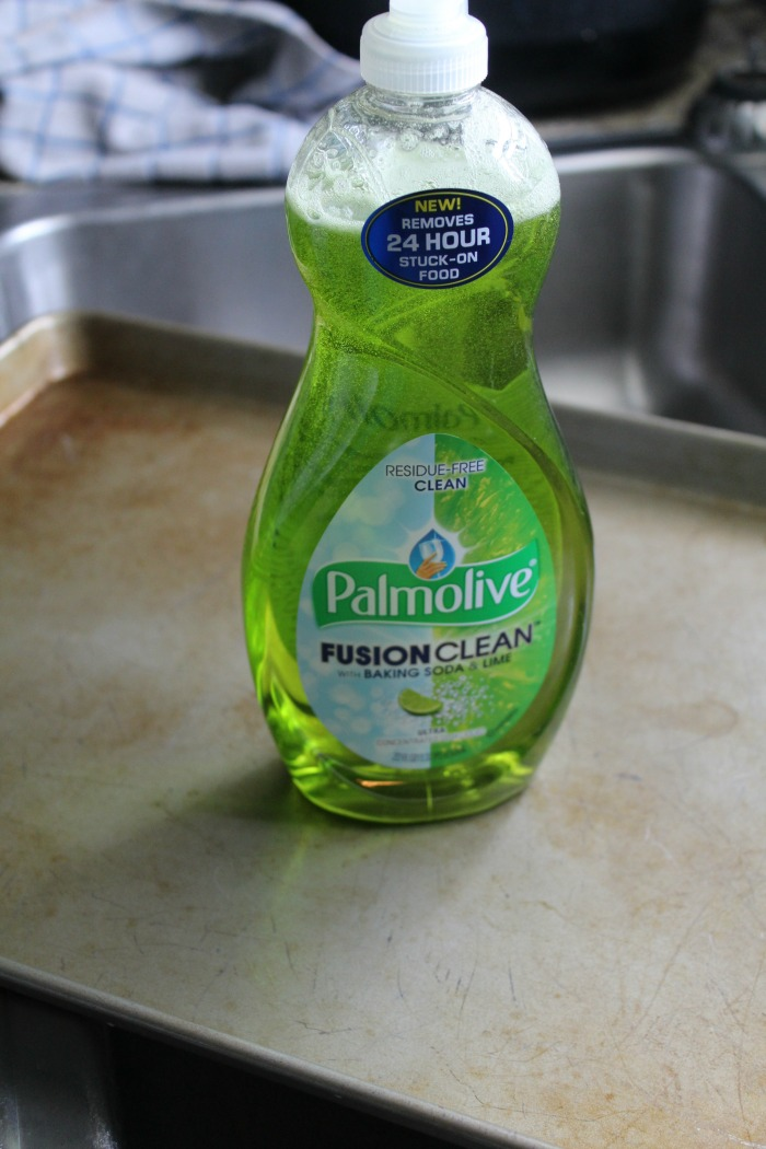 palmolive fusion clean hero