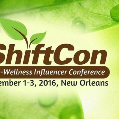 I Am Headed to ShiftCon in December!