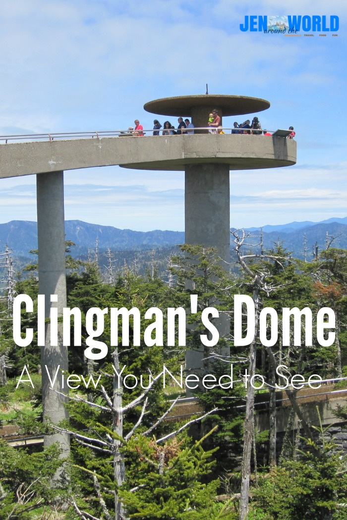 Clingmans Dome hero