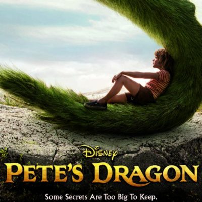 Pete's Dragon Coloring and Activity Pack