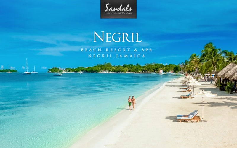 I Am Headed to Negril Jamaica for Social Media on the Sand