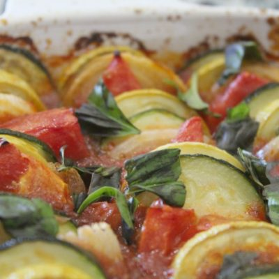 How to Make Ratatouille