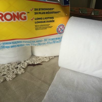 Do You Prefer Strong or Soft With Your Toilet Tissue?