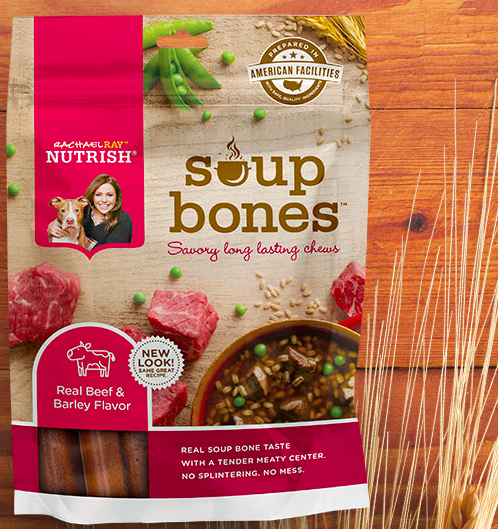 nutrish for pets soup bones