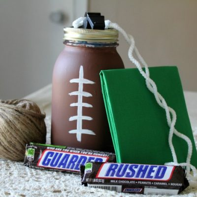 How to Make Easy Football Tailgate Party Favors