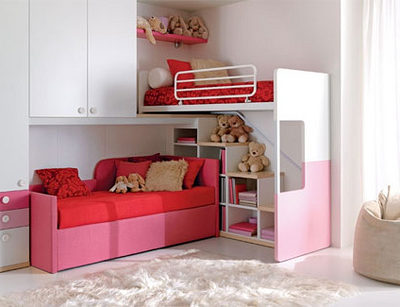 Clever Design Ideas for Kids' Bedrooms – It Is Possible