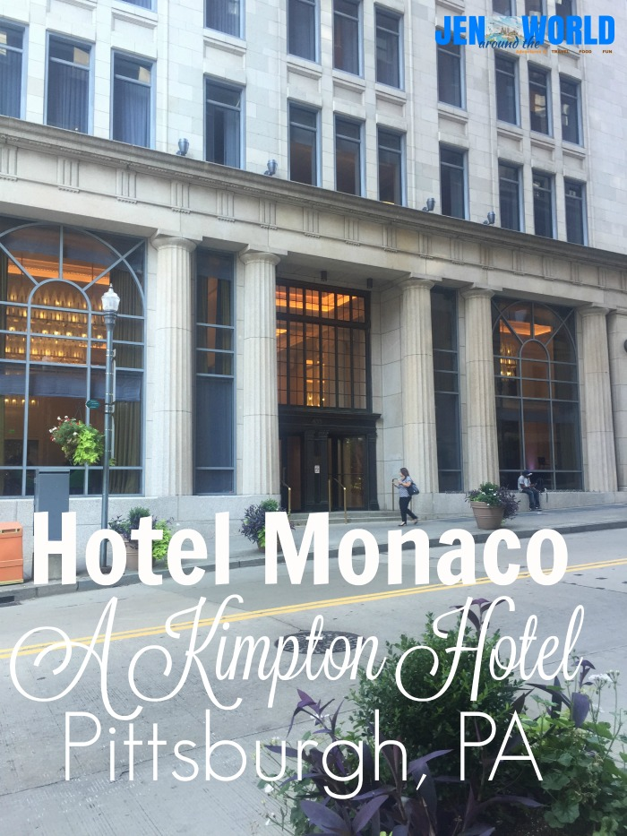 hotel monaco in pittsburgh pa
