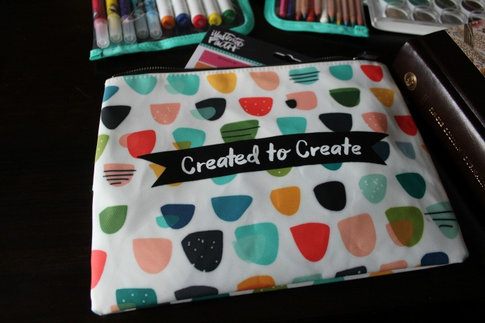 illustrated faith kangaroo pouch