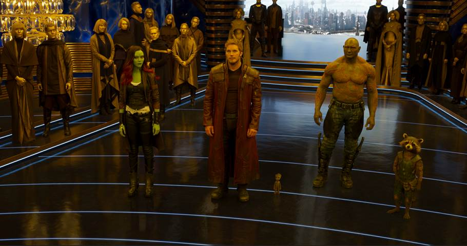 GUARDIANS OF THE GALAXY VOL. 2 – Extended Look Now Available