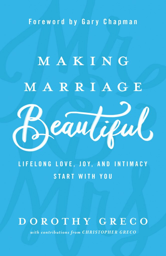 Making marriage beautiful book cover