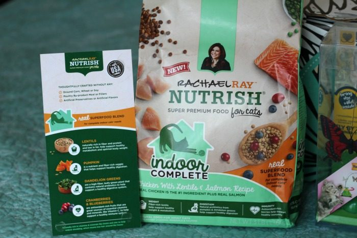 Rachael Ray Nutrish for Pets Indoor Complete 1