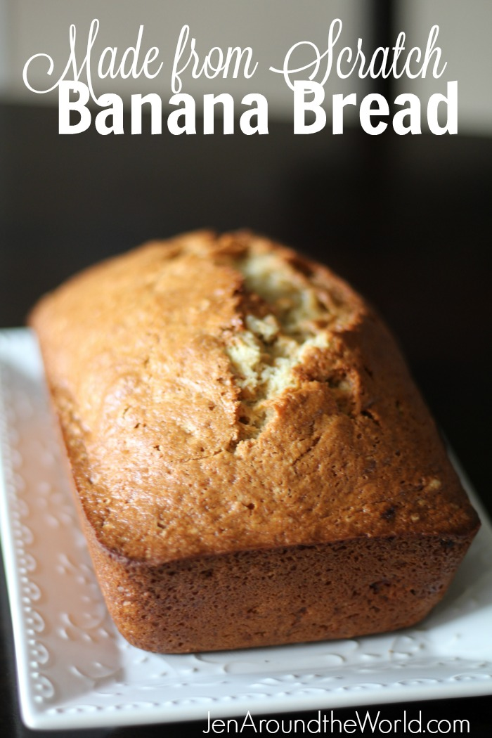 banana bread hero image