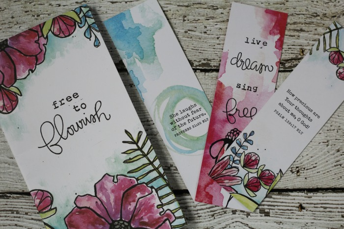 free to flourish kit contents 3