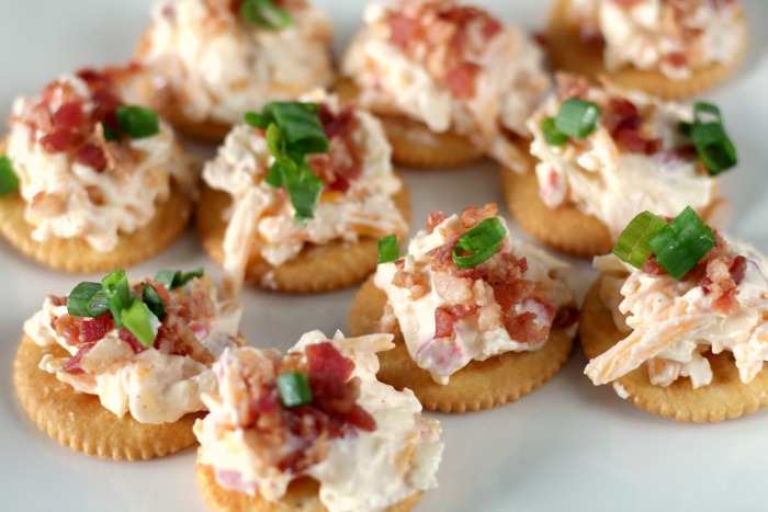 Quick and Easy Pimento Cheese Bites