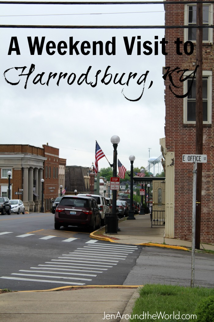 Harrodsburg KY Hero Image