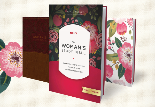 The Woman's Study Bible {A Review}