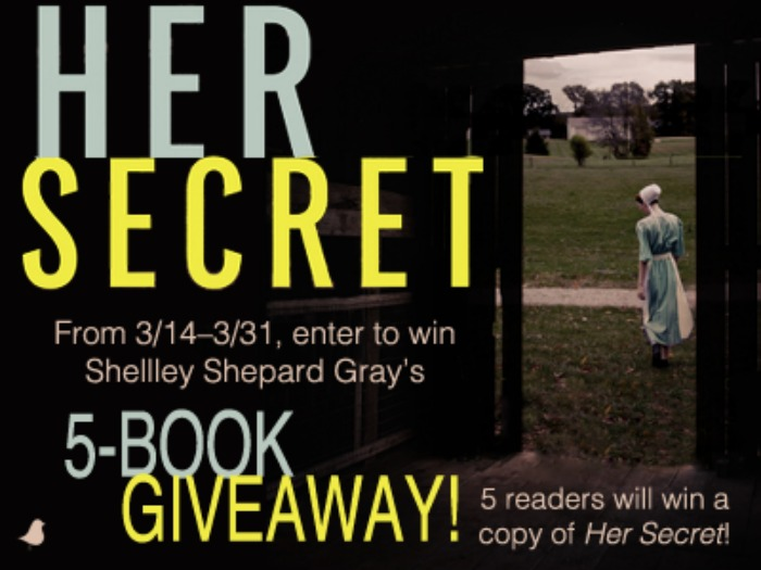 Her Secret by Shelley Shepherd Gray