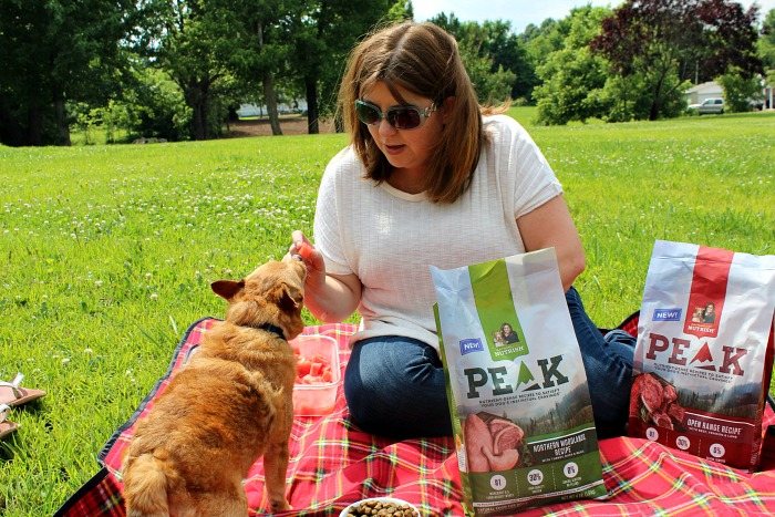 Picnic Friendly Foods You Can Feed Your Dog [+ a New Look at the Nutrish PEAK Dog Food}
