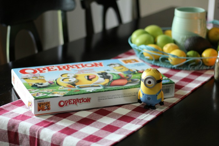 Enter to win a Despicable Me 3 Hasbro Games Giveaway