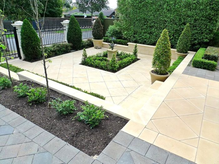 While nothing compares to the simple beauty of a freshly manicured lawn, it  doesn't mean that there aren't any great alternatives. - The Cement Playground: 5 Backyard Décor Ideas That Don't Necessitate