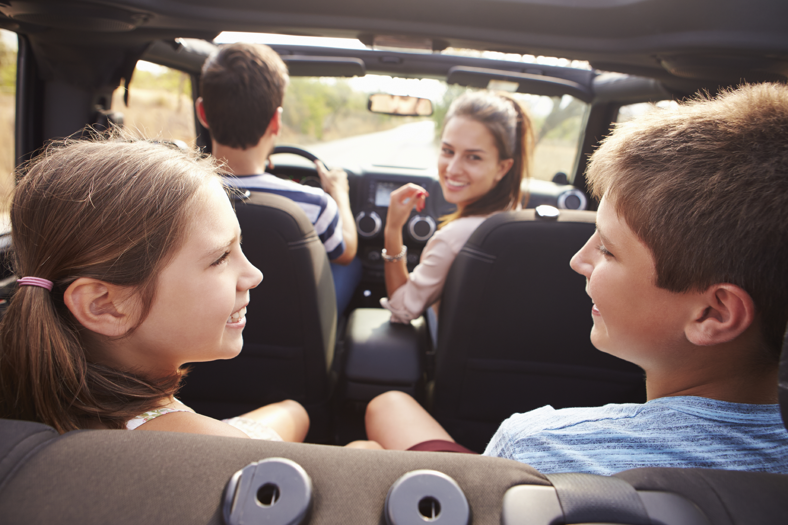 How You Can Benefit From Taking The Family On A Road Trip