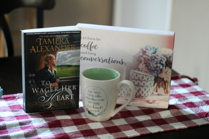 To Wager Her Heart  (Belle Meade Plantation #3) by Tamera Alexander — Review