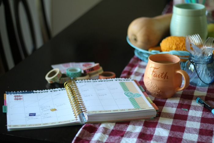 Learning to Say No + {How I Use My Dayspring Planner to Learn to Be Still}