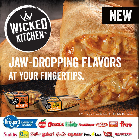 Wicked Kitchen Launch at Kroger