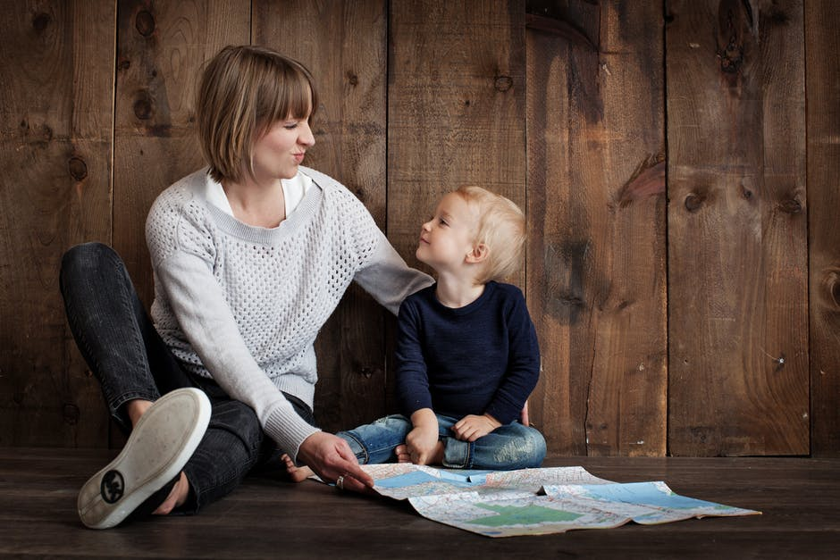 Learning To Live With The Full-Time Job Of Being A Mom