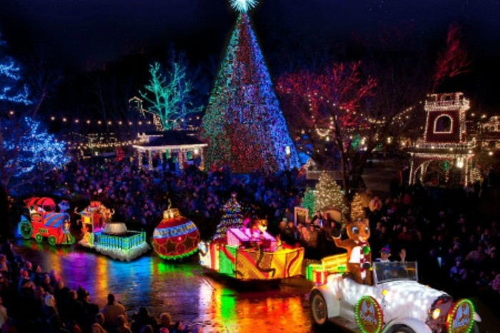 Visit Silver Dollar City in Branson this fall and winter for some fun and excitement!