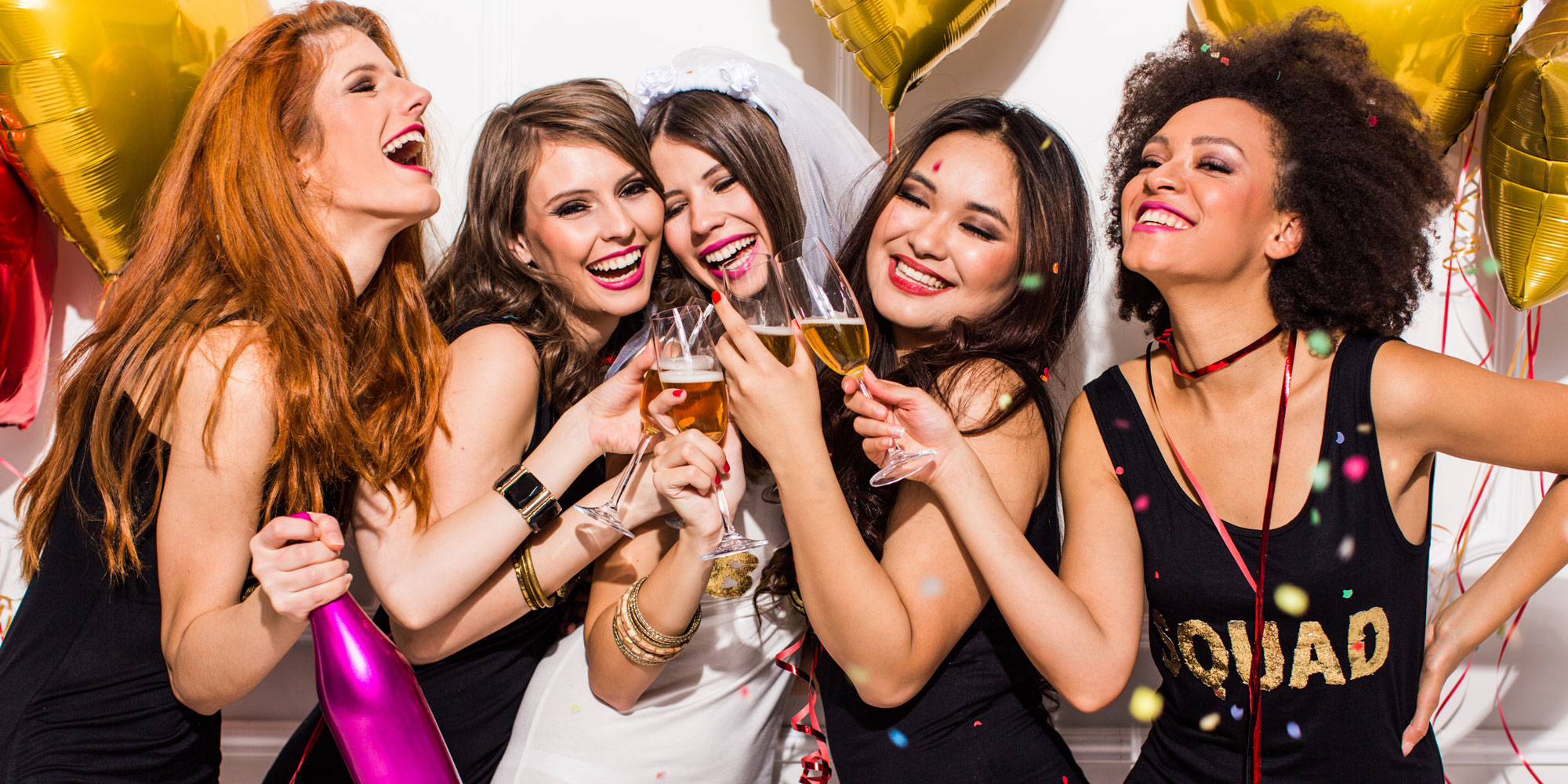 6 Bachelorette Party Games That Won't Cost You a Dime