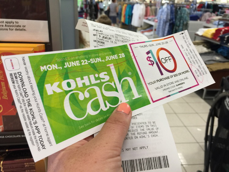 How to Find Coupon Codes for Kohl's (When You Are Standing in the Checkout Line)