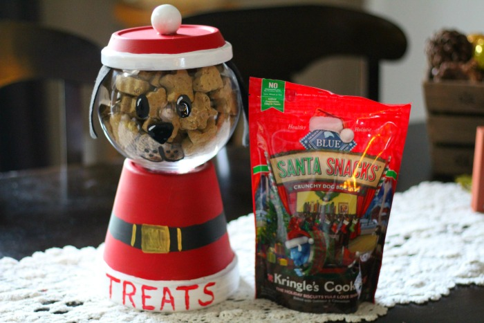 How to Create a Santa Pup Treat Jar