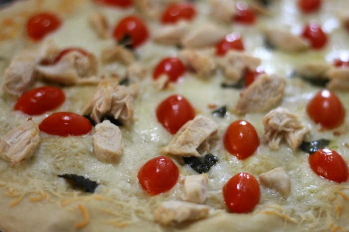 Chicken Margherita Pizza- Delicious and Simple to Make