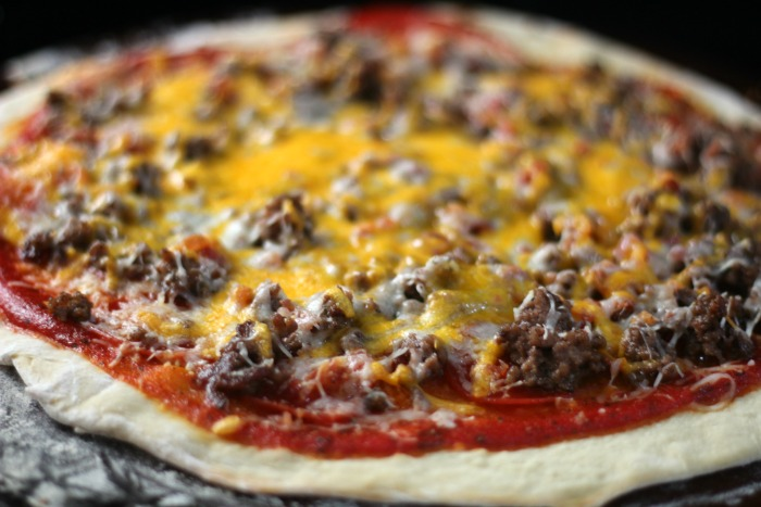 3 Meat Pizza – Perfect for the meat lover in your life