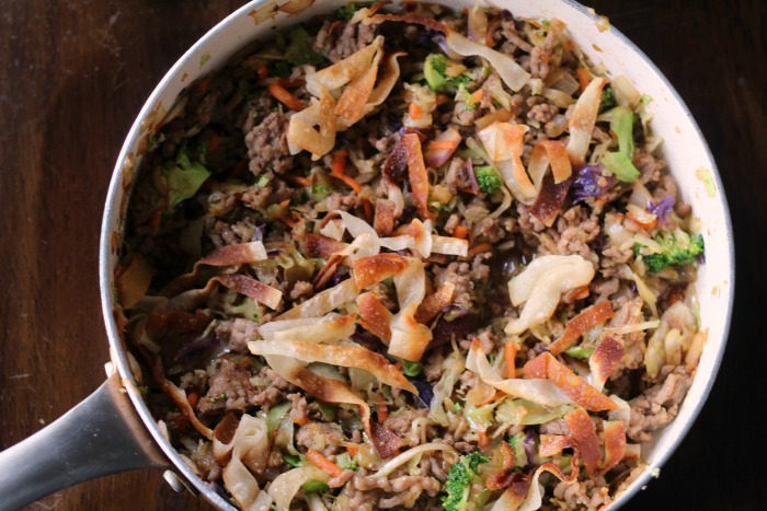 Egg Roll Stir Fry – Perfect for Your Next Chinese Meal