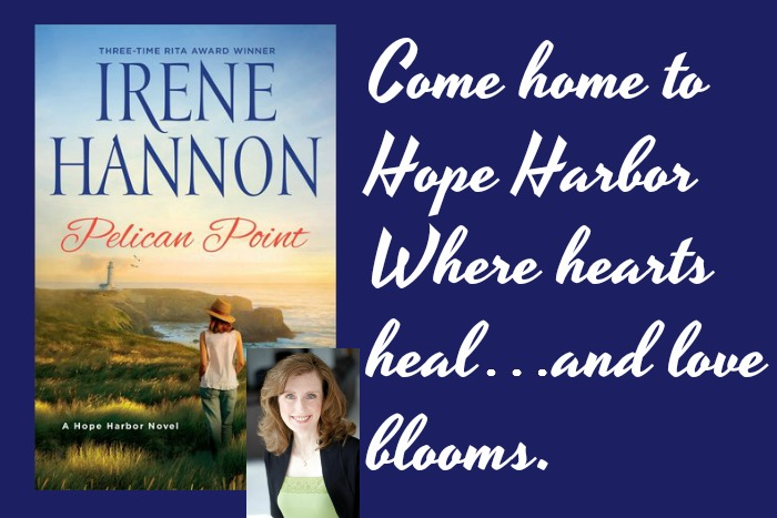 Pelican Point: A Hope Harbor Novel by Irene Hannon