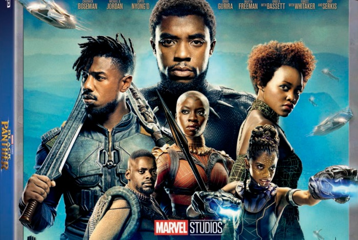 Black Panther Now Available on Blu-Ray Combo Pack