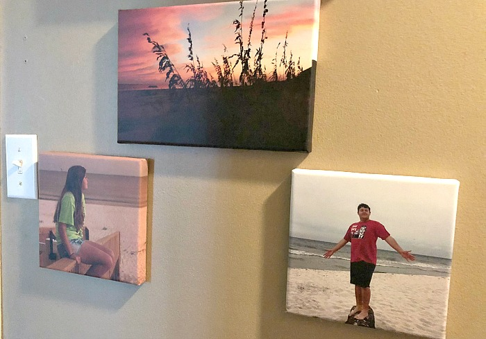 Put Photo Memories on Canvas with Canvas Discount