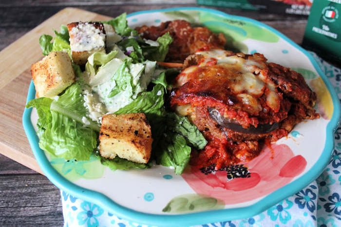 Classic Caesar Salad and Michael Angelo Meals Make Dinner Time Easy