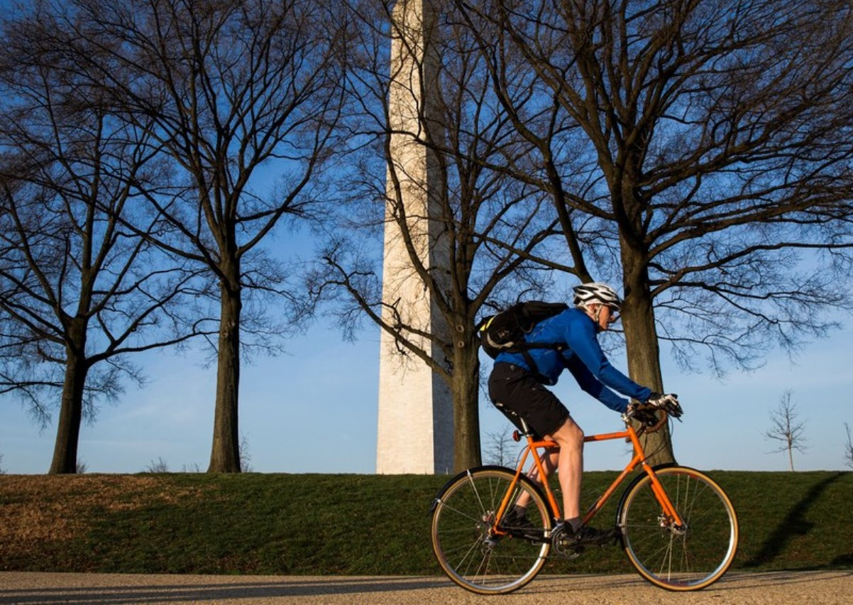 Top 5 Cities for Winter Bike Rides