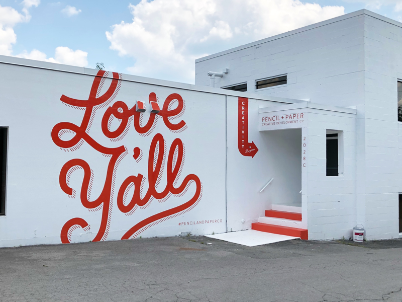 4 Must See Murals in Nashville TN + My Favorite Snacks to Pack for a Day Trip