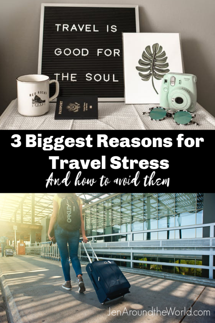 travel stress