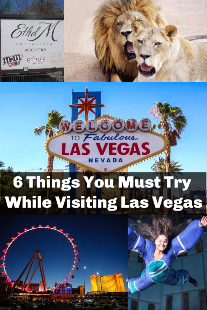 6 Things You Must Try While Visiting Las Vegas